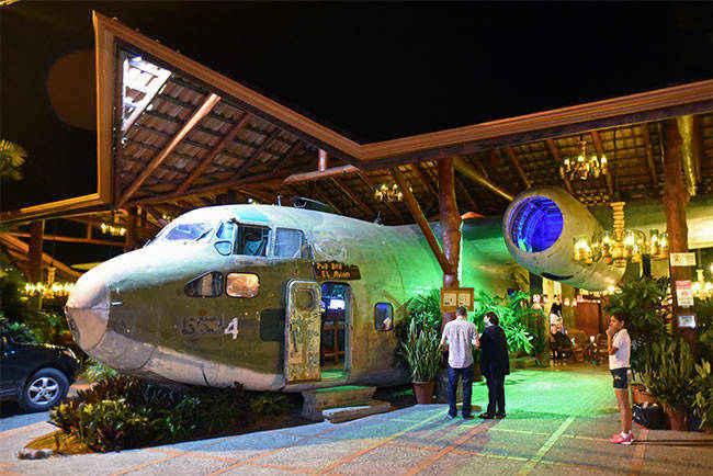 El Avio Restaurant Manuel Antonio Costa Rica