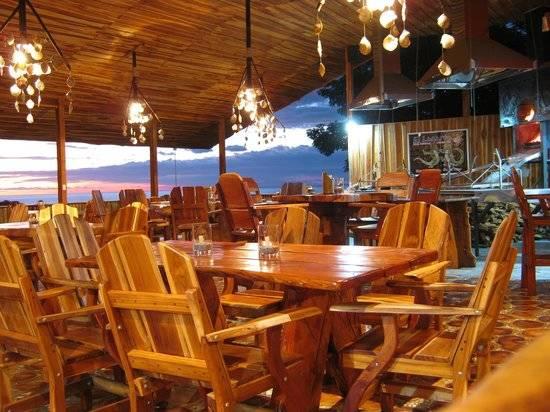 El Lagarto Restaurant Manuel Antonio costa rica